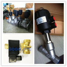 double acting solenoid valve
