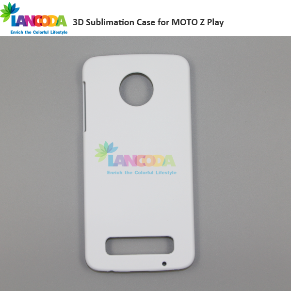 3D Printing Blank Phone Case For MOTO Z Play