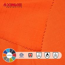 100 cotton fire retardant denim fabric