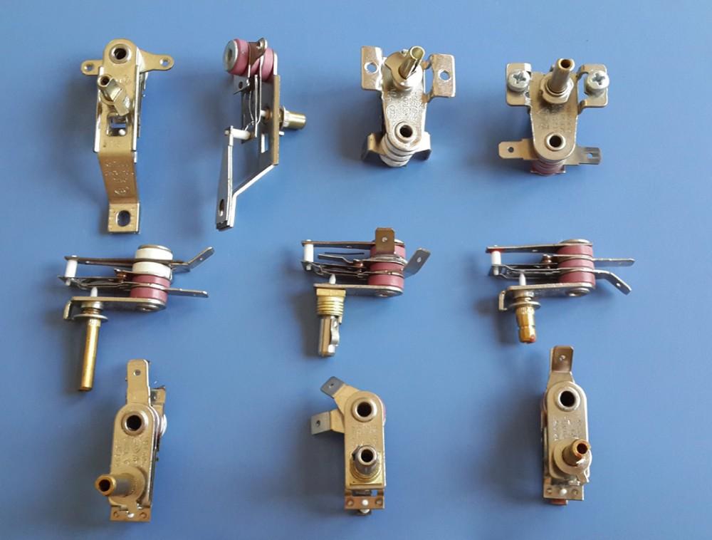 What is bimetallic strip