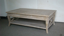 living room low height wooden coffee table