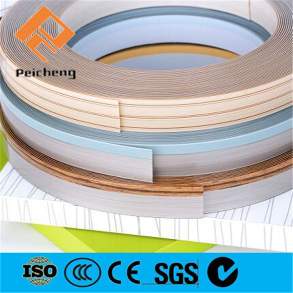 Extrusion plastic acrylic edge banding for household furniture