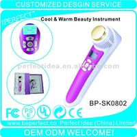 Portable beauty spa Cool & Warm galvanic beauty Instrument