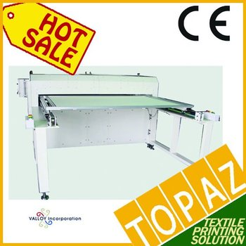 Korea Topaz Big Flatbed Heat Press Sublimation Machine - Hydraulic (120cm x 170cm heat plate size)