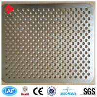 Stainless steel perforated metal mesh(10 years manufacturer with ISO9001)