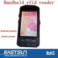 Android PDA long range passive rfid reader for rfid tag