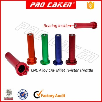 CRF 250 450 Anodized CNC Alloy Throttle