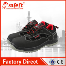 2017 new design fashionable industrial marikina ladies high heel brand name safety shoes