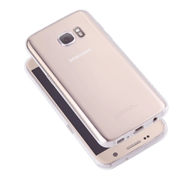 Transparent Clear Mobile Case For Samsung Galaxy Core I8260 I8262