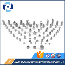Various Carbide Buttons For PDC And Tricone Oil Drilling Bits used in Deep-water