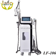 Infrared Light +Vacuum + RF Body Fat Reduction/Cellulite Removal beauty roller massage machine