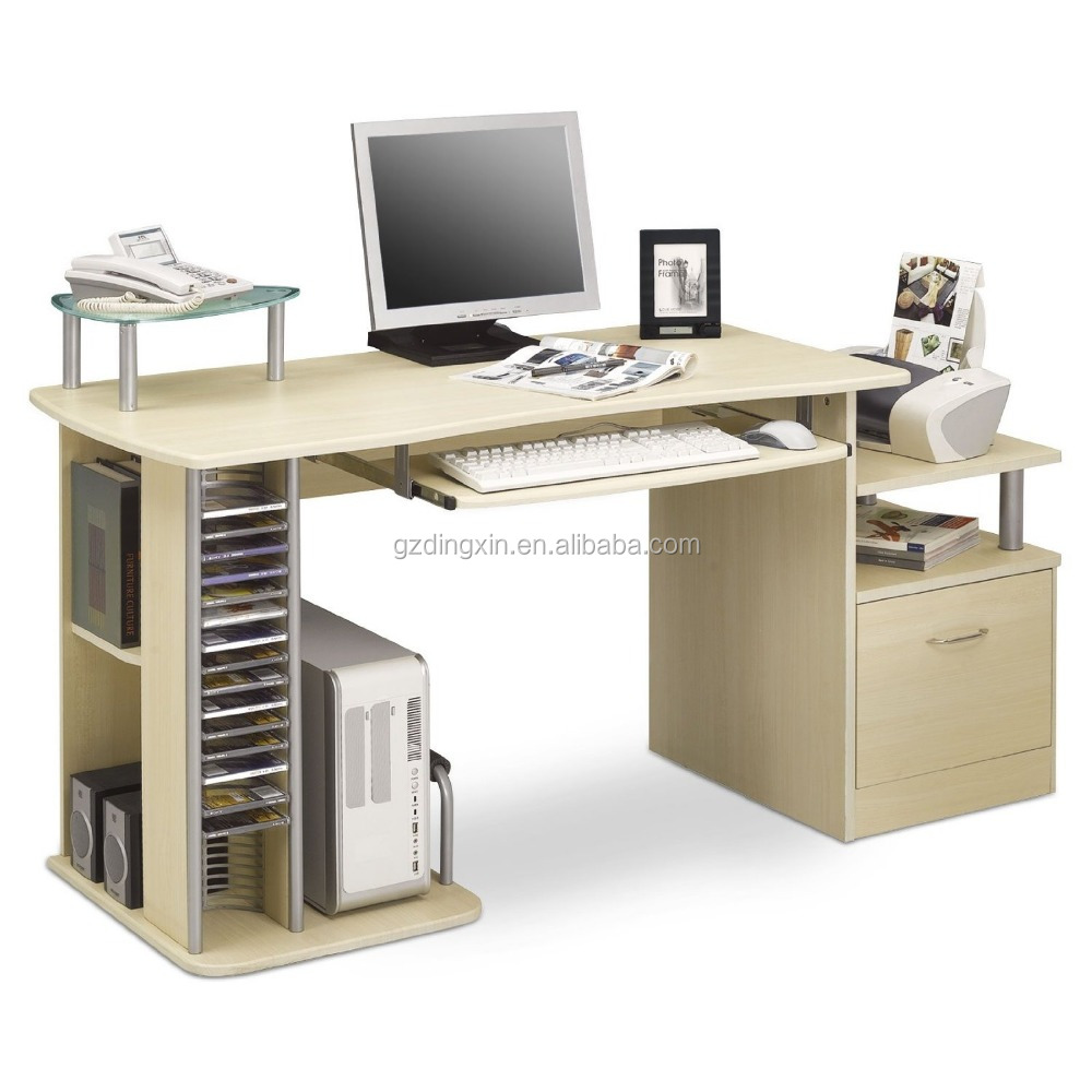 commercial furniture general use used computer desk floor sitting