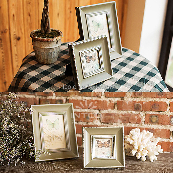 INTCO new arrival plastic glass picture frame