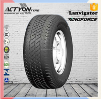 Hot sale chinese tires brands lanvigator car tyres
