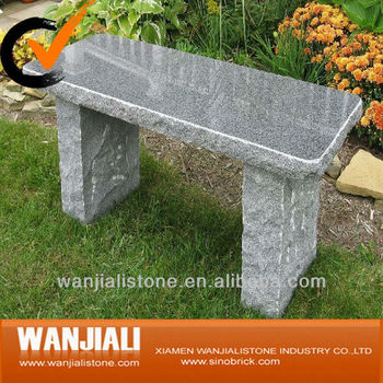 Granite Bench for Garden