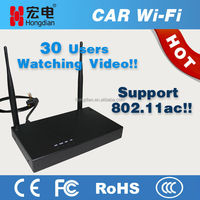 H9350 industrial super 3G bus wifi router