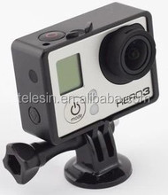 Telesin Professional Protective Side Frame w/ Screws accessories gopro for GOPRO HERO3