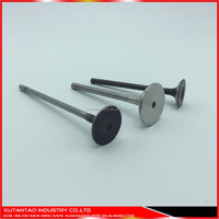 Intake Valve Exhaust Valve engine valve for MITSUBISHI 6D40 IN 46*10*185.2 EX 46*10*185.5