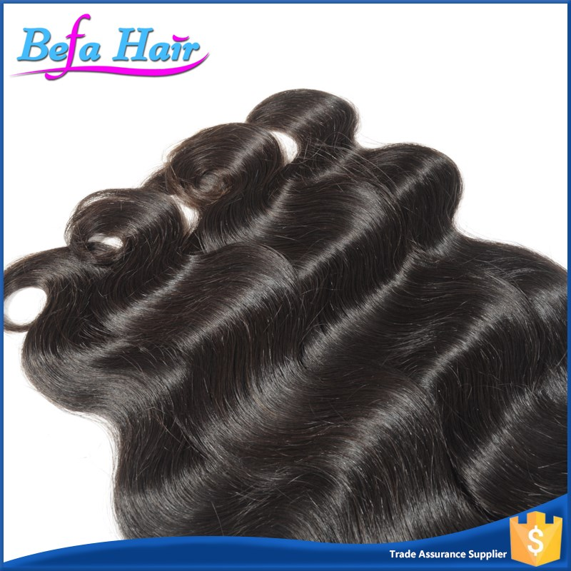 Befa hair new arrival body wave human hair unwefted bulk virgin hair for braiding