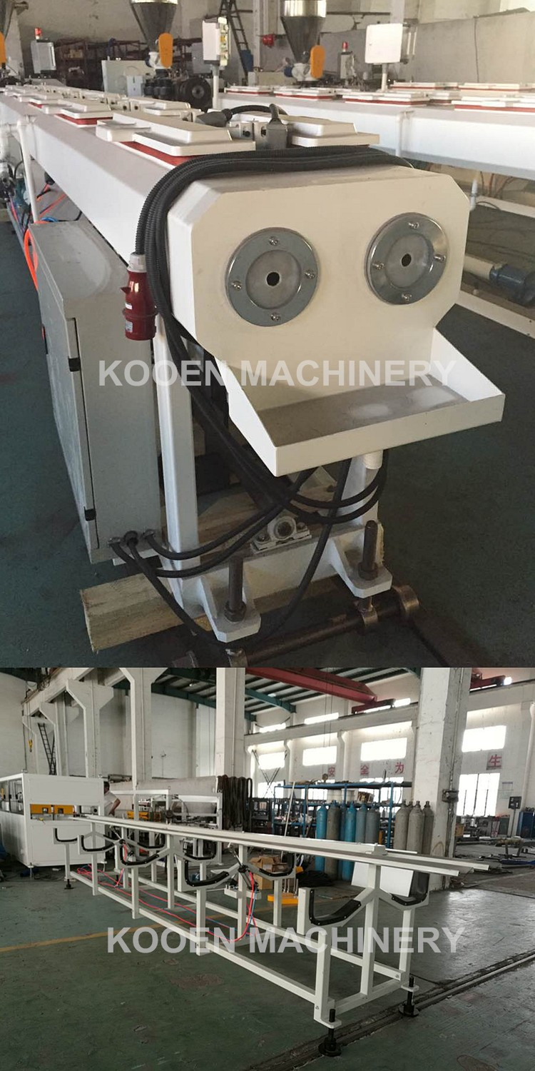 KOOEN China Manufacturer PE Gas/Water Supply Pipe Production Line SALE