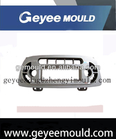 OEM custom car auto parts plastic injection mould/exterior and interior plastic auto parts mould