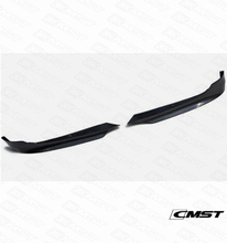 2008-2011CARBON FIBER FRONT BUMPER CANARD FRONT LIP FOR BMW E90 CARBON(CMS1-028)