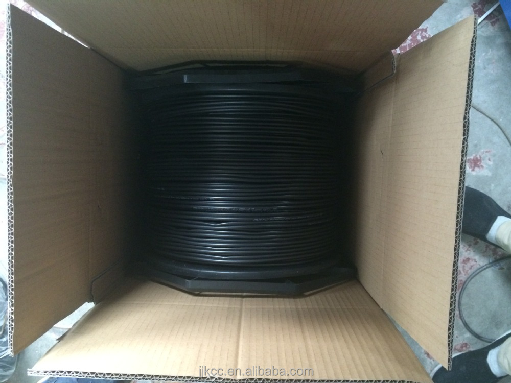 Made in China hangzhou high Quality RG 58 c/u Coaxial Cable Coaxial Cable 50 ohm RG58 coaxial cable video cable CCTV/CATV