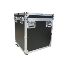 Custom Quality Aluminum Flight Trolley Case DJ Table Flight Case