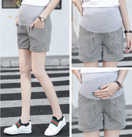 X83152A wholesale Korean Style Hot sale Maternity Shorts