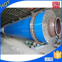 Drying plant provided wood chips rotation dryer for sawdust/corn cob/paddy husk