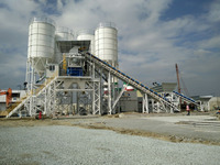 High quality customized concrete batching plant price