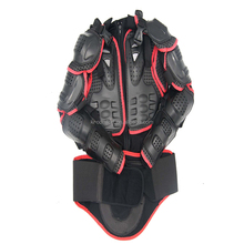 KCSS27 Factory Price Motocross Atv Guard Spine Chest Protective Jacket Motorcycle Full Body Armor Protector