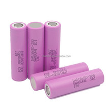 18650 ltihium battery INR18650-30Q 3000mah 15A battery cell for SAMSUNG