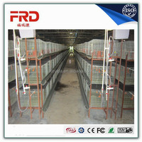 Africa poultry farm widely popularized chicken cage for sale
