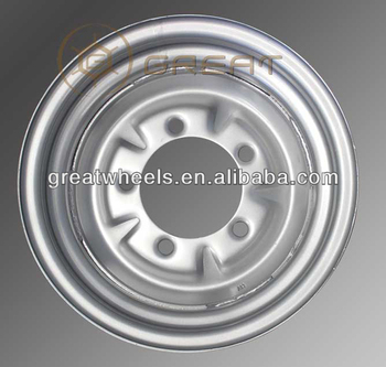 12x4 steel suzuki wheel, wheel rim can be used for SUZUKI and FOTON