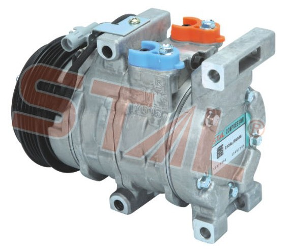 Compressor Type 12v car air conditioner compressor for sale