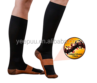Miracle Copper Infused Compression Socks