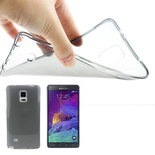 Transparent high quality durable fancy tpu cell phone cases for nokia 530