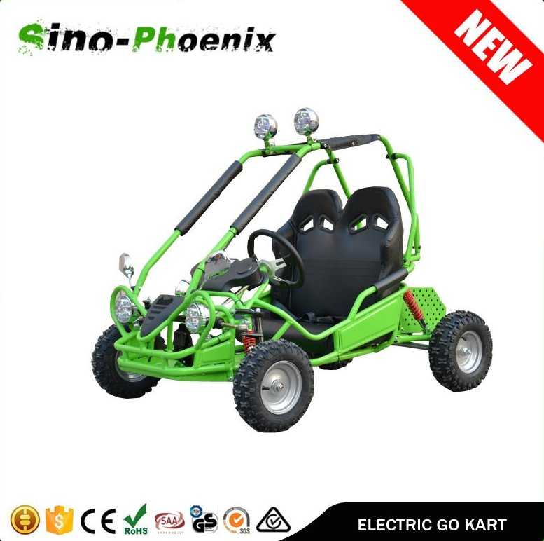 2016 New China Outdoor Sport 450w go kart electric for Kids ( PN-450GK )
