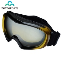 ZOYOSPORTS Customization Skiing goggles mountaineering sports eyeglasses double layer anti-fog ski glasses