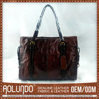 Top Quality Popular Design Leather Handbags Made In Usa