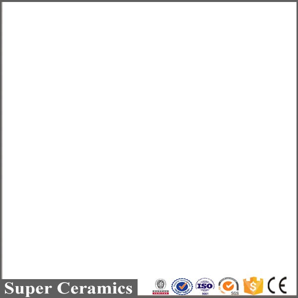 home decoration polished white homogenous ceramic tiles 60x60