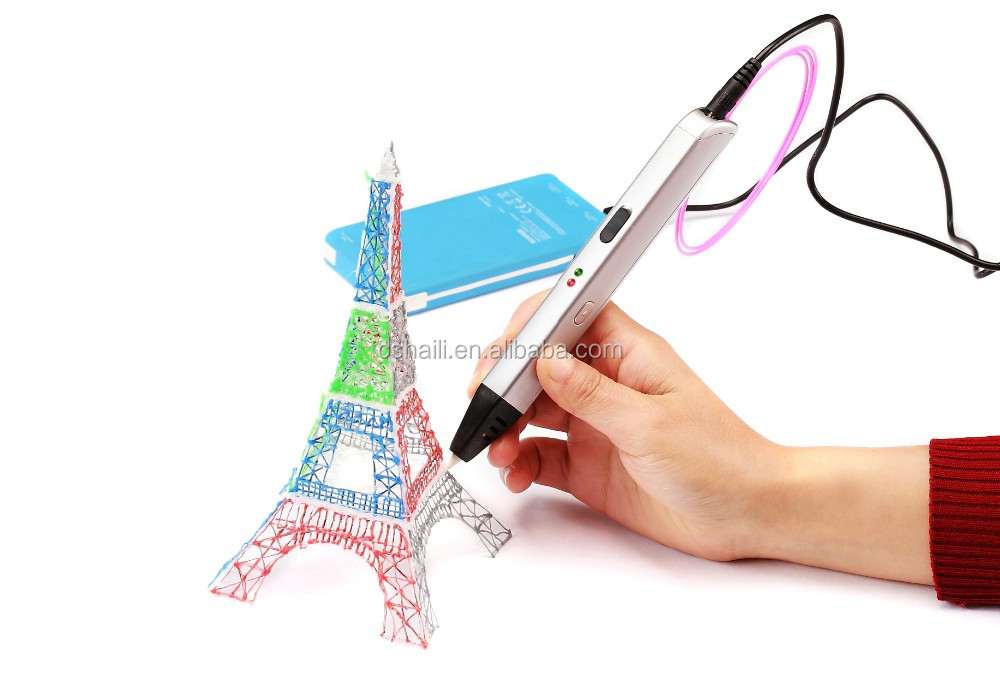 rp600a 3d Printing Pen From Jer Education