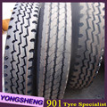 1200R20 1100R20 Radial Truck Tyre List from factory