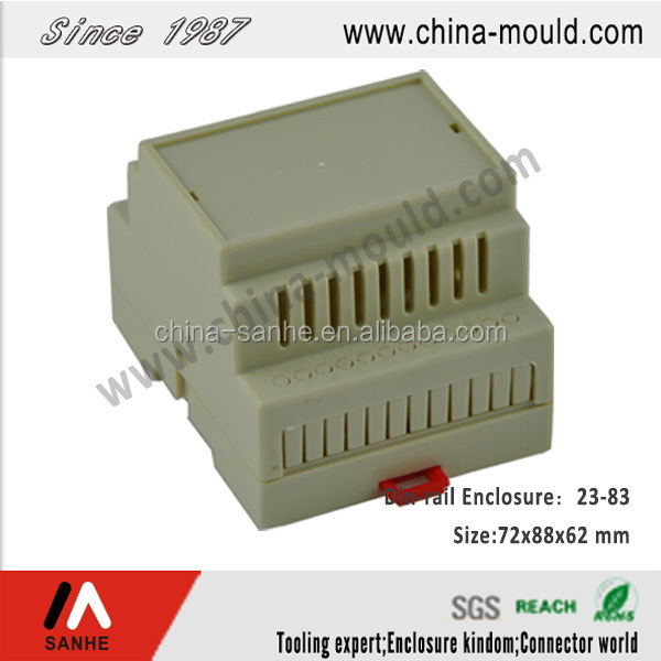 Plastic Enclosure Din Rail Enclosure