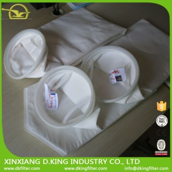 Nonwoven, pp, activated carbon filter bag