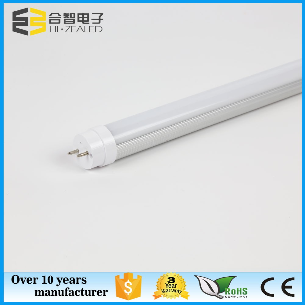 Cheapest SMD2835 AC85-265V 1200mm 18w led tube g13 t8 lamp socket