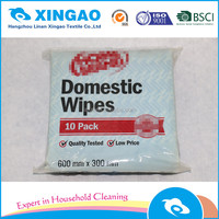 Floor mops with disposable non woven cleaning spunlace patient dry wipes