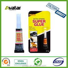 Small Package Super Glue 3pcs