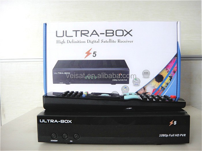 TV Receptor Ultra Box Z5 with IKS&SKS for South America